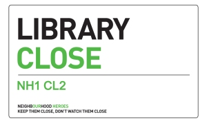 Libraries are at the heart of our neighbourhoods